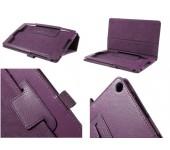 Чехол книжка для планшета Asus Zenpad 8.0 Z380KL (Фиолетовый)