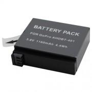 Аккумуляторная батарея для GoPro HERO4 (Черный)