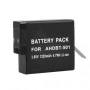 Аккумуляторная батарея для GoPro HERO5 (Черный)