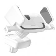 Автомобильный держатель Baseus Car Holder Robot Air Vent SUJXS-02 (Белый)