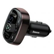 Автомобильное зарядное устройство Baseus MP3 Charger CCALL-TM12 (Кофейный)