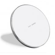 Беспроводное зарядное устройство Qi Wireless Fast Charger GY-68 (Белый)
