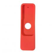 Силиконовый защитный чехол для пульта apple tv (Красный)