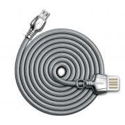 Кабель Remax USB MICRO RC-063 M/KING (Серебро)