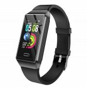 Фитнес-браслет X9 с цветным дисплеем (Черный)