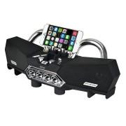 Портативная колонка Bluetooth KH-A1 (Черный)