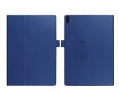 Чехол классик для планшета Lenovo Tab E10 TB-X104L (Темно-синий)