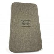 Беспроводной зарядное устройство Qi wireless charging pad MC-02A (Бежевый)