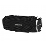 Портативная акустическая Bluetooth колонка Hopestar A6 (Черный)