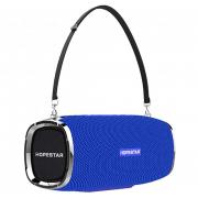 Портативная акустическая Bluetooth колонка Hopestar A6 (Синий)