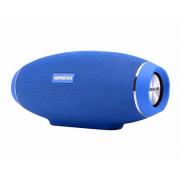 Портативная акустическая Bluetooth колонка Hopestar H20 (Синий)