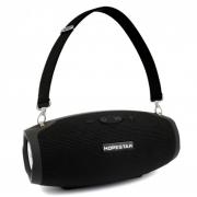 Портативная акустическая Bluetooth колонка Hopestar H26 (Черный)