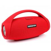 Портативная акустическая Bluetooth колонка Hopestar H32 (Красный)