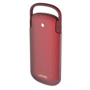 Портативное зарядное устройство LDNIO PL1005 10000 mAh (Красный)