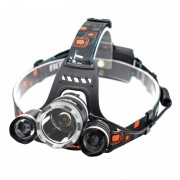 Налобный фонарь FA 6000 T6 (Черный)