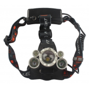 Налобный фонарь HL-K800 (Черный)