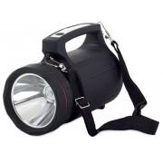 Ручной водонепроницаемый фонарь TD-8006 15W (Черный)