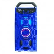 Портативная акустическая система HY-08 (Синий)