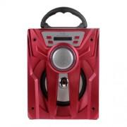 Портативная акустическая система P-55 (Красный)