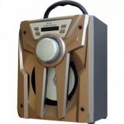 Портативная акустическая система P-55 (Золотой)