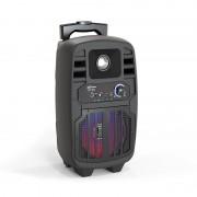 Портативная акустическая система с Bluetooth HY-03 с микрофоном (Черный)