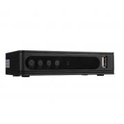 Цифровой ресивер приставка XPX DVB T2 HD111 (Черный)