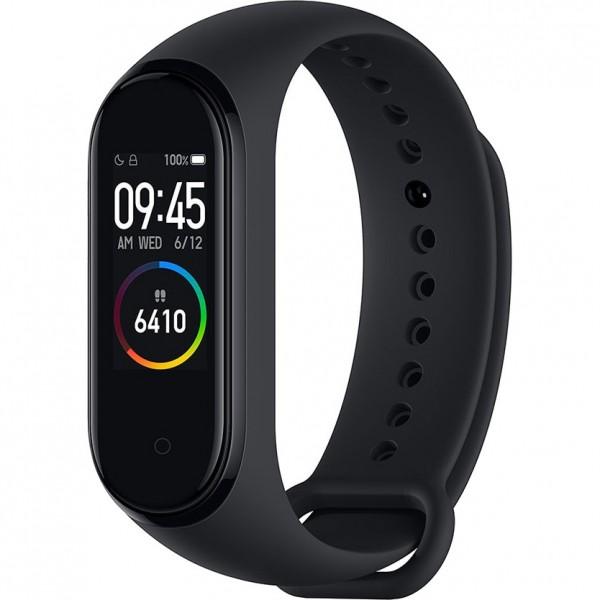 Фитнес-браслет Xiaomi Mi Band 4 (Черный)