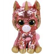 Мягкая игрушка Ty Beanie Единорог (Розовый)