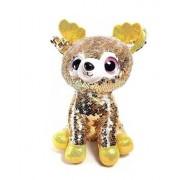 Мягкая игрушка Ty Beanie Олененок (Золотой)