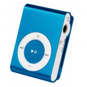 Плеер MP3 Mini Fashion Clip Metal (Голубой)