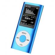 Плеер MP4 с жк-дисплеем (Синий)