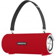 Портативная акустическая Bluetooth колонка Hopestar H39 (Красный)