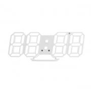 Электронные настольные часы VST 883-7 (Белый)