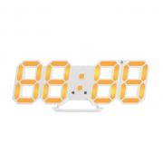 Электронные настольные часы VST 883-7 (Оранжевый)