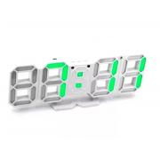Электронные настольные часы VST 883-7 (Зеленый)