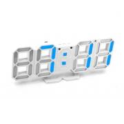 Электронные настольные часы VST 885 (Голубой)