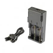 Зарядное устройство HONG DONG HD-8863 аккумуляторов (Черный)