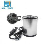 Автомобильный инвертор SSTH-120W (Серебро)