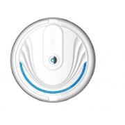 Робот-пылесос Robot Vacuum Cleaner на батарейках (Белый)