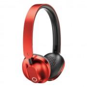 Беспроводные наушники Baseus D01 Encok Wireless Headphone NGD01-09 (Красный)