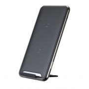 Беспроводное зарядное устройство Qi Baseus Three-coil Wireless Charging Pad WXHSD-B01 (Черный)