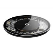 Беспроводное зарядное устройство Baseus Qi Wireless Charger Simple CCALL-AJK01 (Прозрачный)