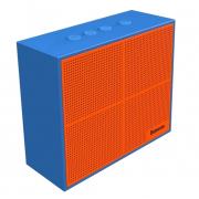Портативная акустика Baseus E05 Encok Music-cube NGE05-03 (Синий с красным)