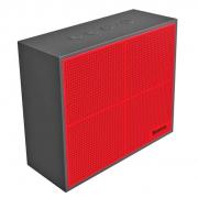 Портативная акустика Baseus E05 Encok Music-cube NGE05-91 (Черный с красным)