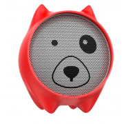 Портативная акустика Baseus E06 Dogz NGE06-09 (Красный)