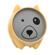 Портативная акустика Baseus E06 Dogz NGE06-0Y (Желтый)