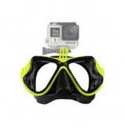 Очки GoPro для съемок под водой с креплением (Желтый)