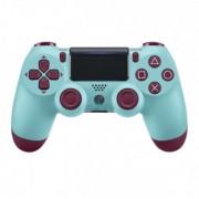 Беспроводной Bluetooth джойстик в стиле DualShock 4 для PlayStation 4 (Бирюзовый)