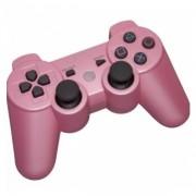 Беспроводной Bluetooth джойстик DualShock 3 совместимый с PlayStation 3 (Сиреневый)