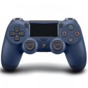 Беспроводной Bluetooth контроллер DualShock 4 для PlayStation 4 (Темно-синий)